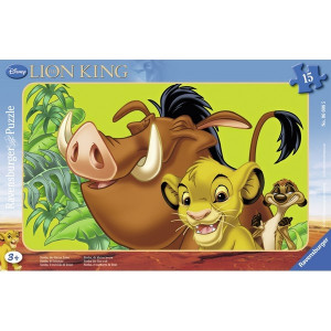 RAVENSBURGER puzzle (slagalice) - Lion King RA06008