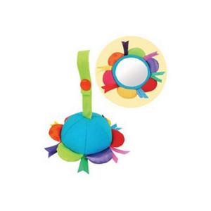KS KIDS Igračka za krevetac cvetić sa ogledalcem KBA16222