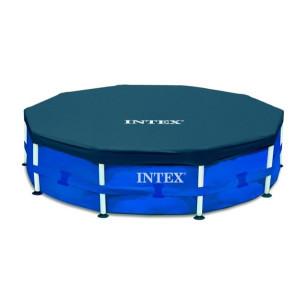 INTEX prekrivač za bazen Prism Frame 3.05 x 0.76 28030