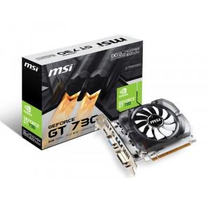 MSI grafička kartica nVidia GeForce GT 730 2GB 64bit N730K-2GD3/OCV1