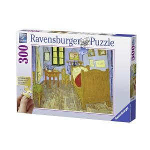 RAVENSBURGER puzzle (slagalice) - Van Gog spavaca soba RA13656