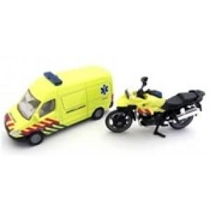 SIKU set ambulance 1654S