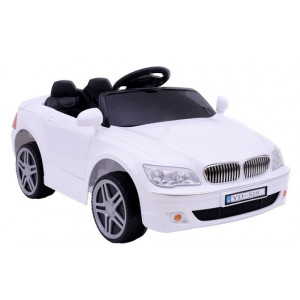 Dečiji automobil na akumulator beli 236 YD 519
