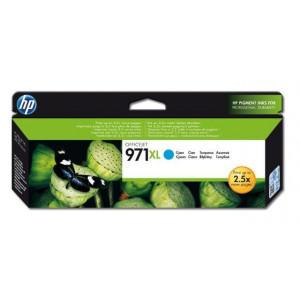 HP No. 971XL Cyan Ink Cartridge za Officejet X451dn/X551dw/X476dn/X576dw CN626AE