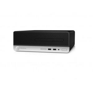 HP ProDesk 400 G5 MT/i3-8100/4GB/500GB/UHD Graphics 630/DVDRW/HDMI Port/FreeDOS/1Y 4VF03EA