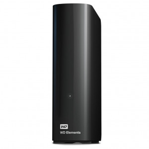 WESTERN DIGITAL eksterni hard disk Elements™ Desktop 3TB USB 3.0 3.5˝