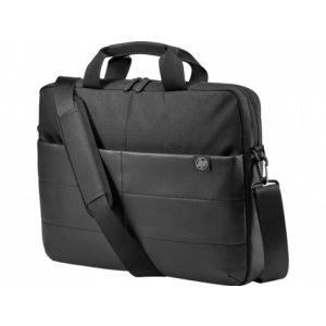 "HP PSG Classic Briefcase 15.6"" Case Black (1FK07AA)"