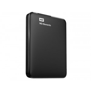WESTERN DIGITAL eksterni hard disk Elements™ Portable 750GB 2.5˝