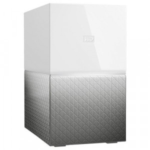 "WD EXT 3.5"" My Cloud Home Duo 12TB WDBMUT0120JWT-EESN"