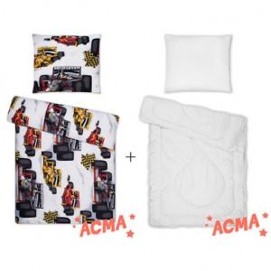 ACMA posteljina komplet 140x100 ACMKOM140X100