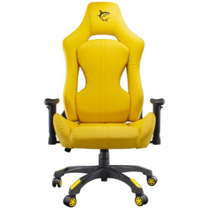 WHITE SHARK Gaming stolica MONZA Yellow 6436