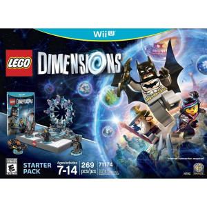 WiiU LEGO Dimensions Starter Pack