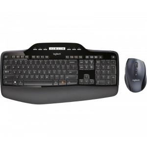 LOGITECH wireless tastatura MK710 US