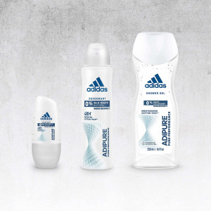 ADIDAS WOMAN ADIPURE SET