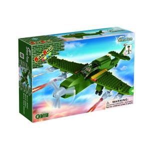 BANBAO Vojni avion 8244