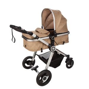 X-CROSS kolica za bebe 3 u 1 bež