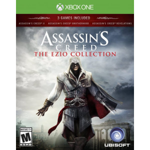 XBOXONE Assassin's Creed Ezio Collection (Assassin's Creed 2+Brotherhood+Revelations)