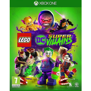 XBOXONE Lego DC Super Villains