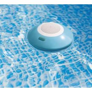 INTEX Bluetooth plutajući zvučnik sa LED svetlom za bazene 28625