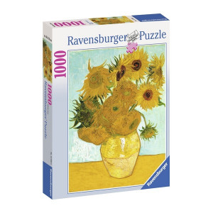 "RAVENSBURGER puzzle (slagalice) - Van Gog ""Suncokreti"" RA15805"