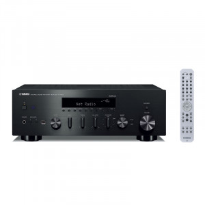YAMAHA stereo risiver R-N602 Black