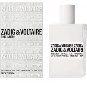 ZADIG&VOLTAIRE THIS IS HER EDP 100ML