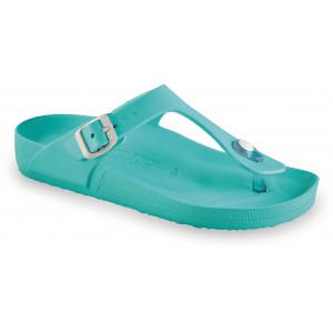 GRUBIN ženske papuče 3933700 TAKOMA LIGHT Zelene
