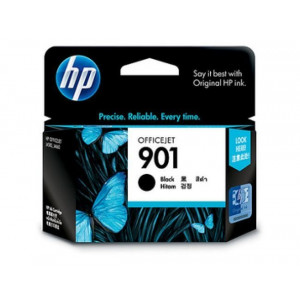 HP No.901 Black Officejet Ink Ketridž CC653AE