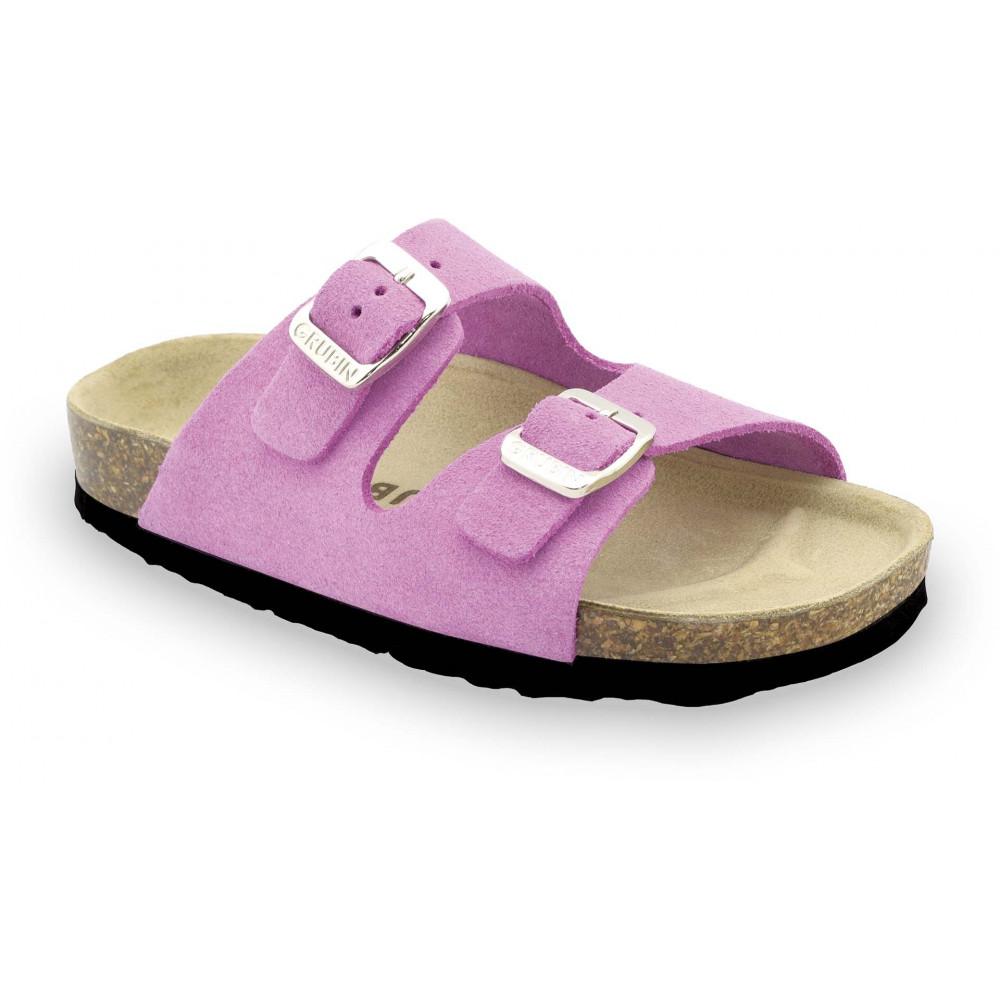 GRUBIN dečije papuče 0033050 ARIZONA Roze