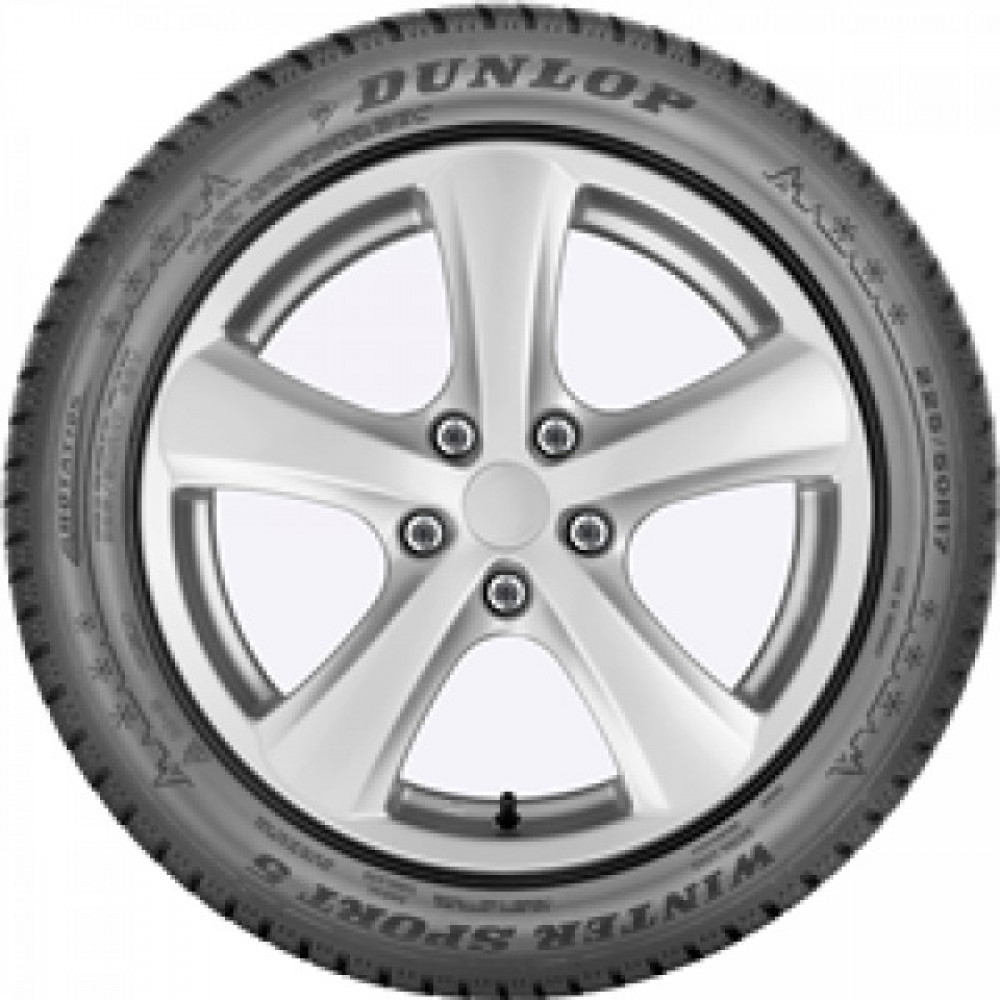 DUNLOP 215/50R17 91H WINTER SPT 5 MFS