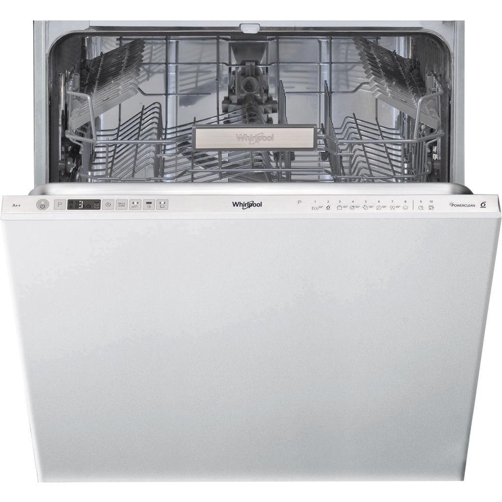 WHIRLPOOL ugradna mašina za pranje sudova WIO 3T321 P