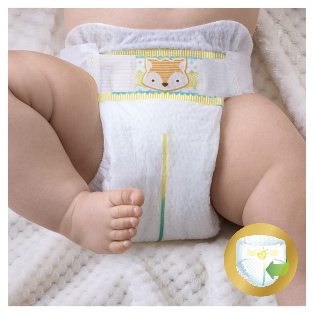 PAMPERS PREMIUM MB 3 MIDI (120)