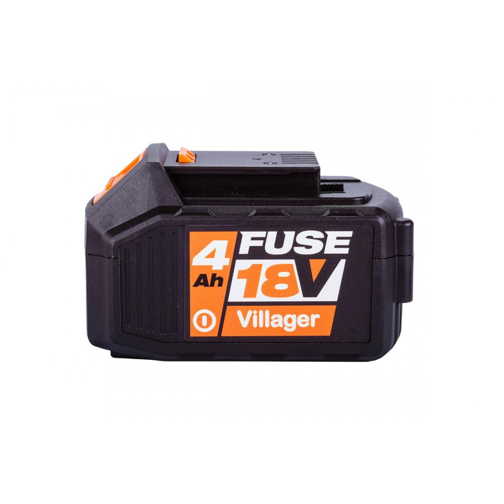 VILLAGER Baterija Fuse 18 V/4 Ah 56371
