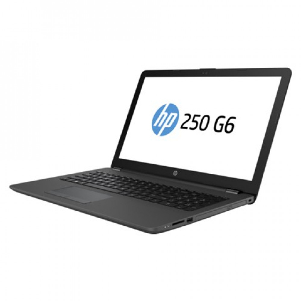 "HP 250 G6 i5-7200U/15.6""FHD/8GB/256GB SSD/HD Graphics 620/GLAN/Win 10 Pro 2UC22ES"