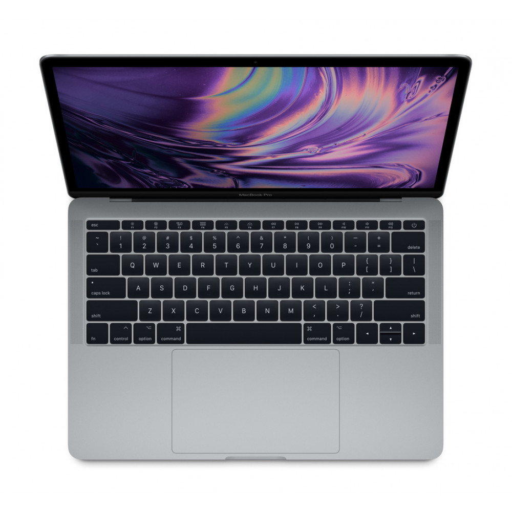 "APPLE laptop MacBook Pro 13"" Retina/DC i5 2.3GHz/8GB/128GB SSD/Intel Iris Plus Graphics 640/Space Grey - CRO KB MPXQ2CR/A"