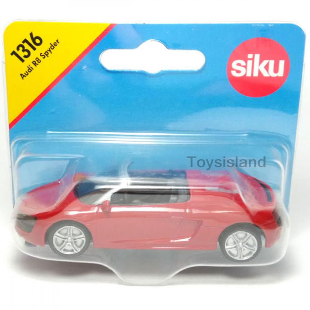 SIKU igračka za decu Audi R8 Spyder 1316