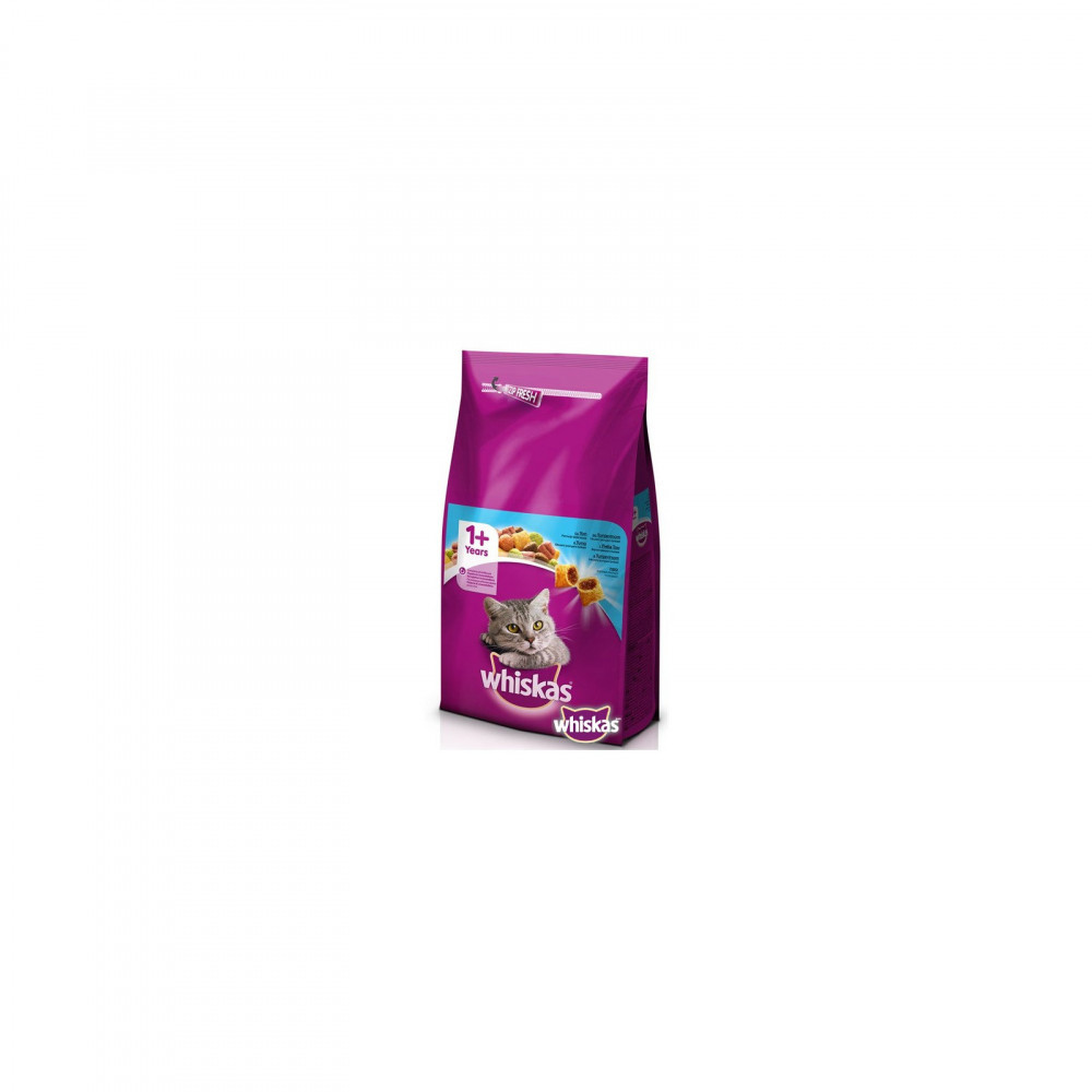 WHISKAS hrana za mačku, briketi, tunjevina 1.4kg ARCH 520204