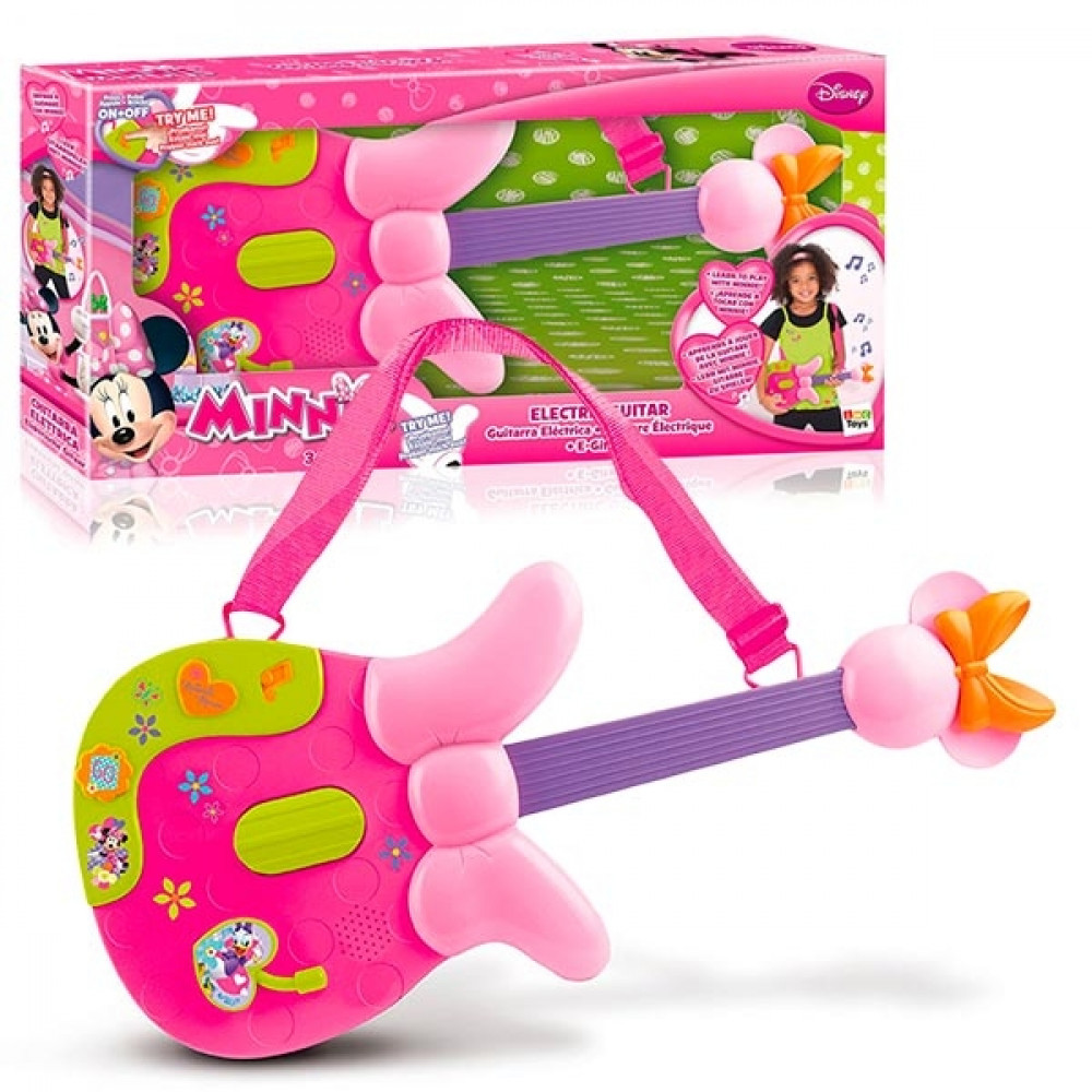 DISNEY gitara Minnie18645