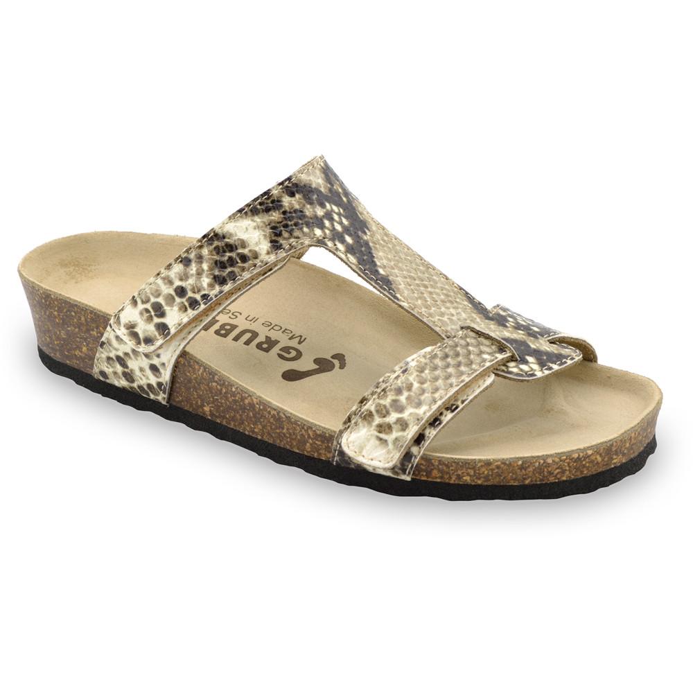 GRUBIN ženske papuče 1943620 RIMINI Šarene5