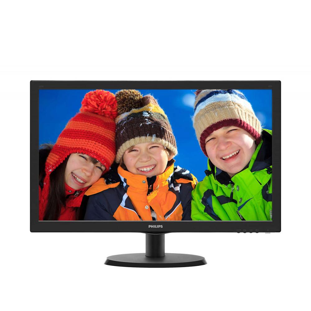 PHILIPS monitor 22 223V5LHSB2/00 + LOGITECH Set MK120 US
