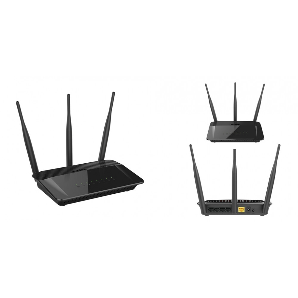 D-LINK bežični router DIR-809/E