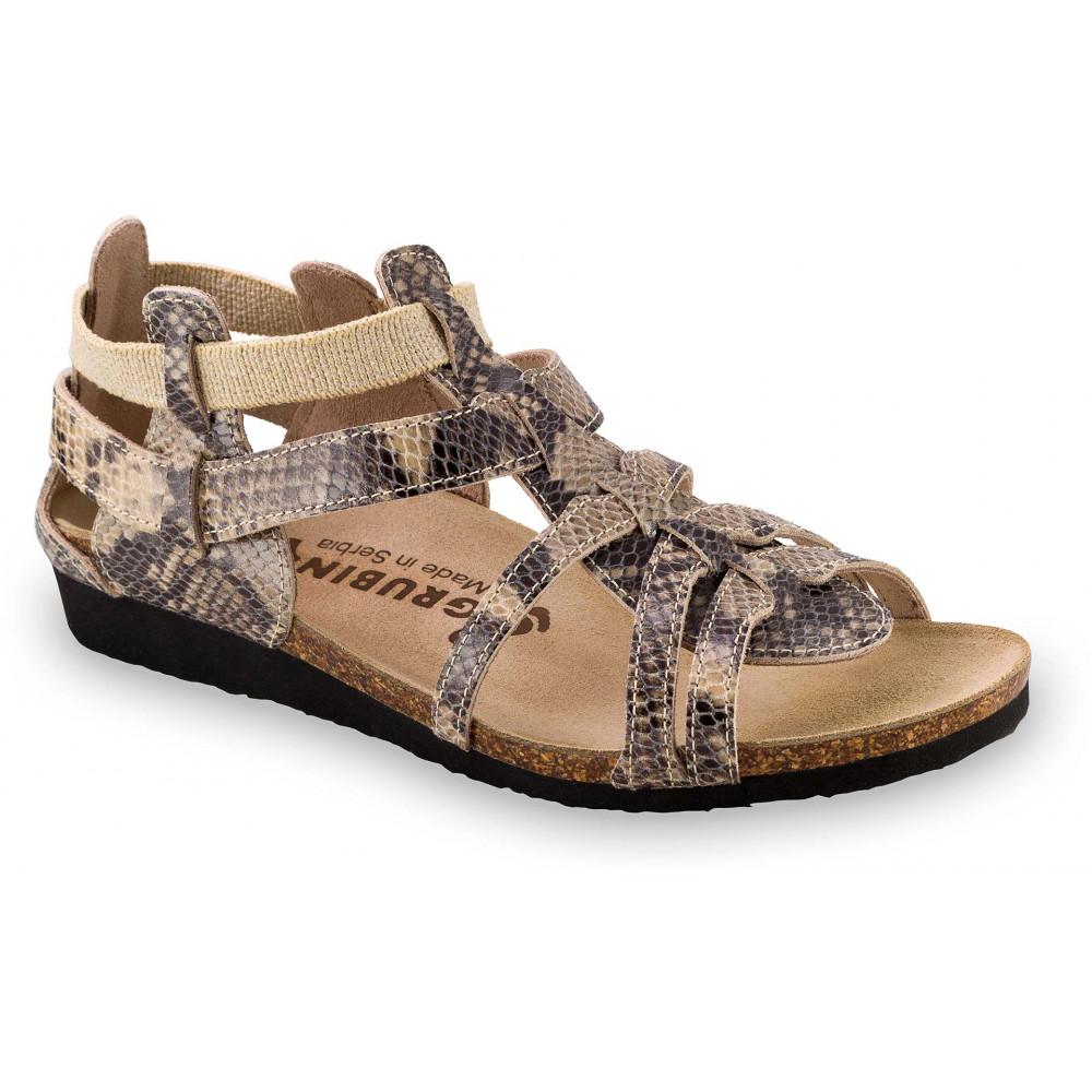 GRUBIN ženske sandale 2433610 ANASTASIJA Šarene