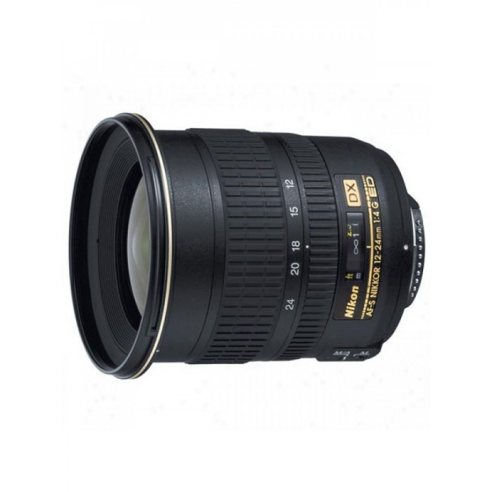 NIKON Obj 12-24mm F4G AF-S DX IF-ED 14165
