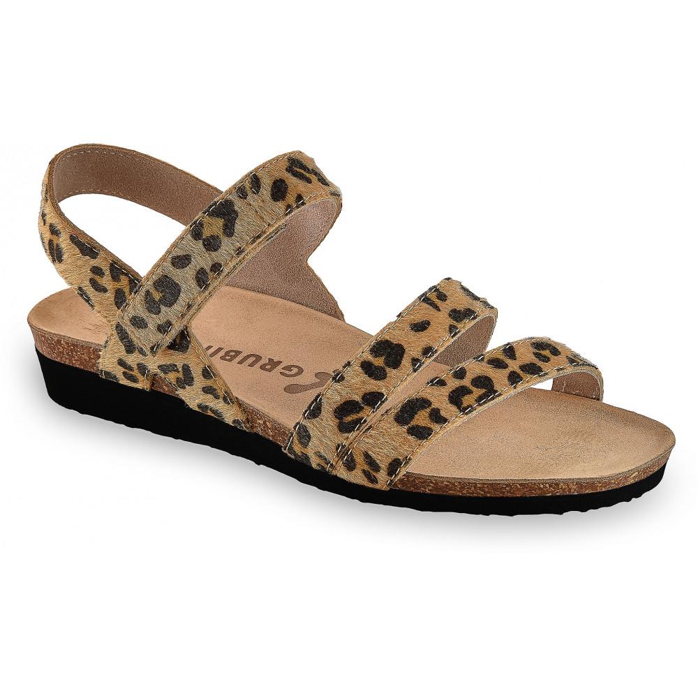 GRUBIN ženske sandale 2693690 MANUELA Leopard