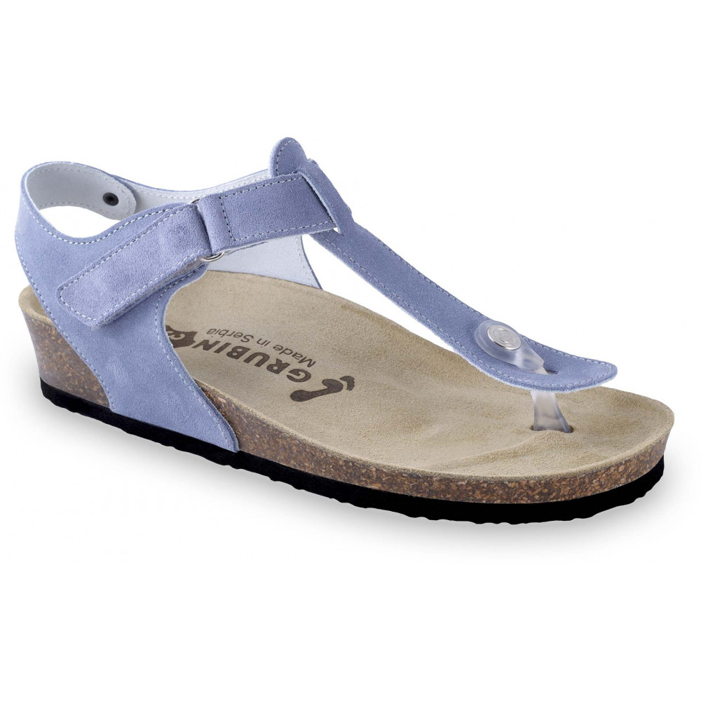 GRUBIN ženske sandale 2783680 DHAKA Plava