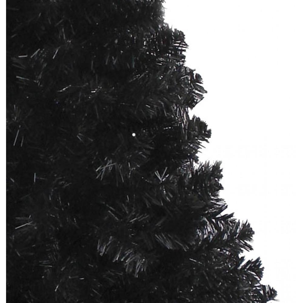 Novogodišnja jelka WONDER BLACK 210cm KFA 391