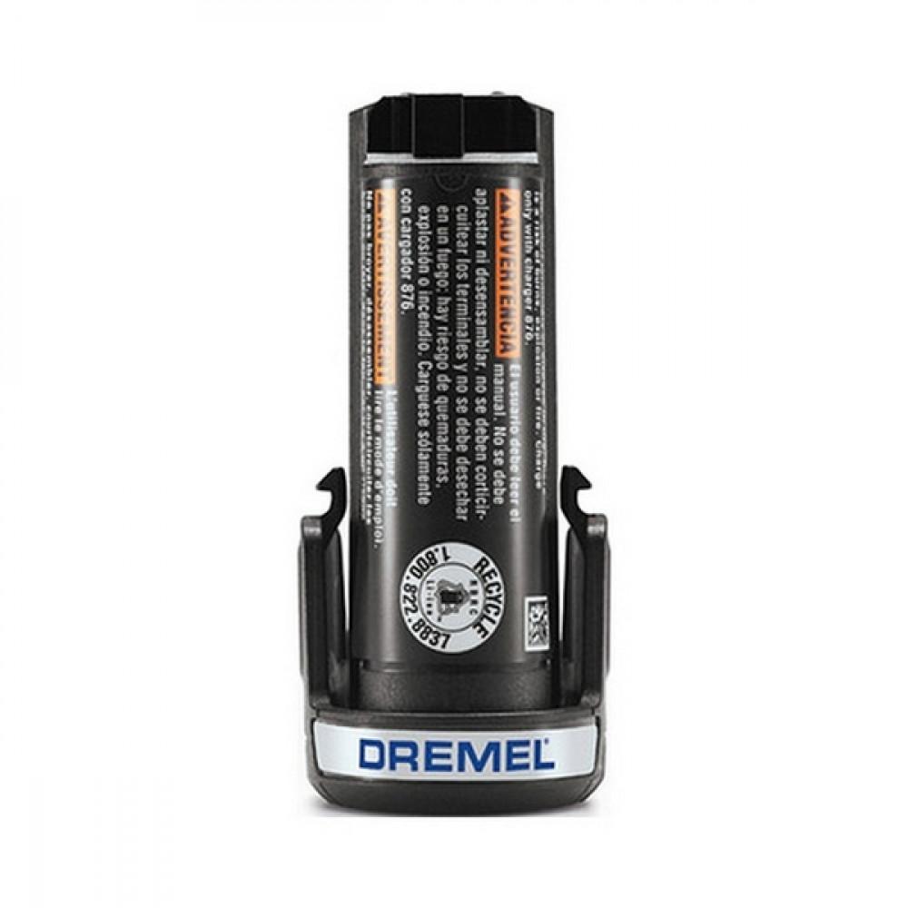 DREMEL pakovanje litijum-jonskih baterija od 7,2 V (808)