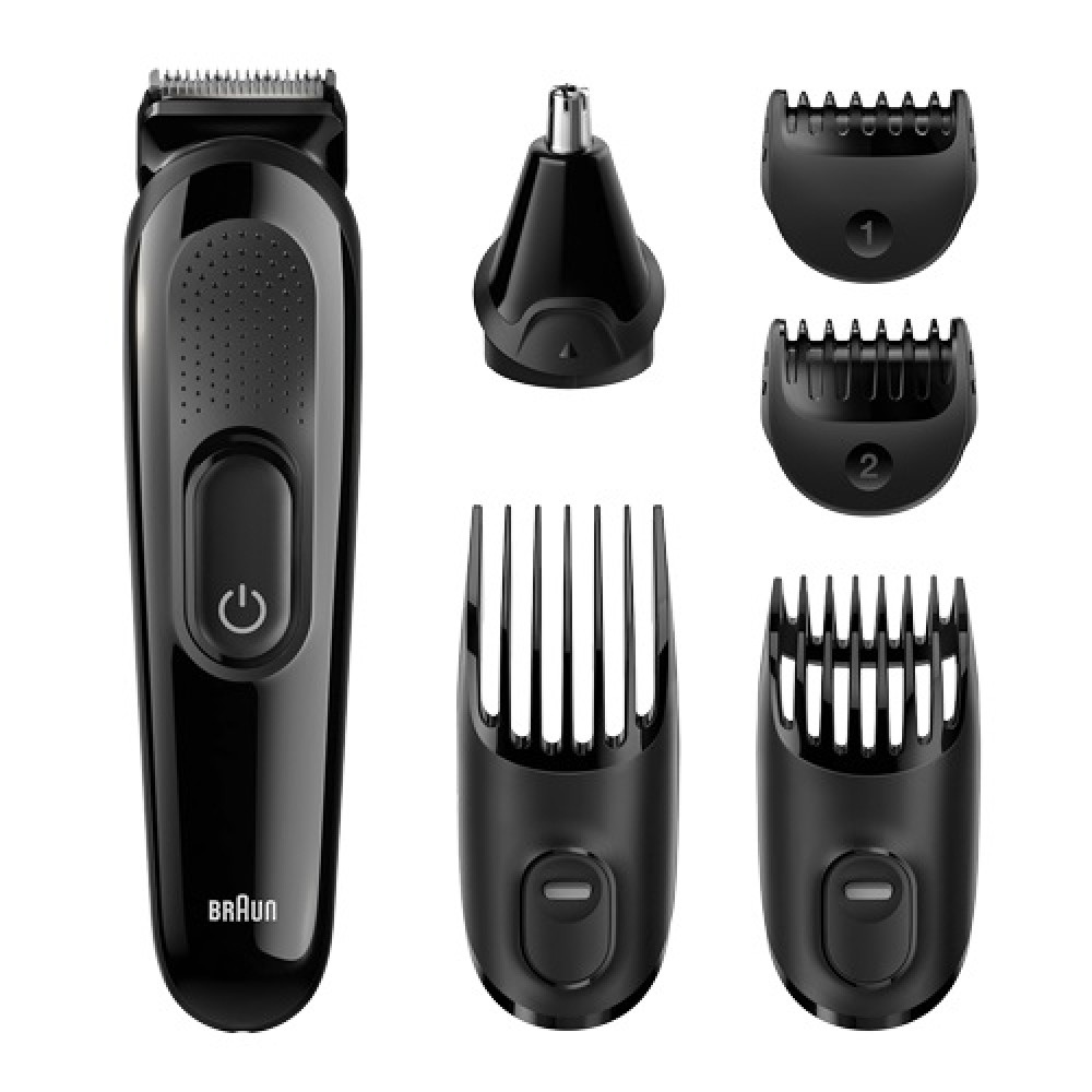 BRAUN aparat za brijanje MGK 3020 BK/BK WBOX