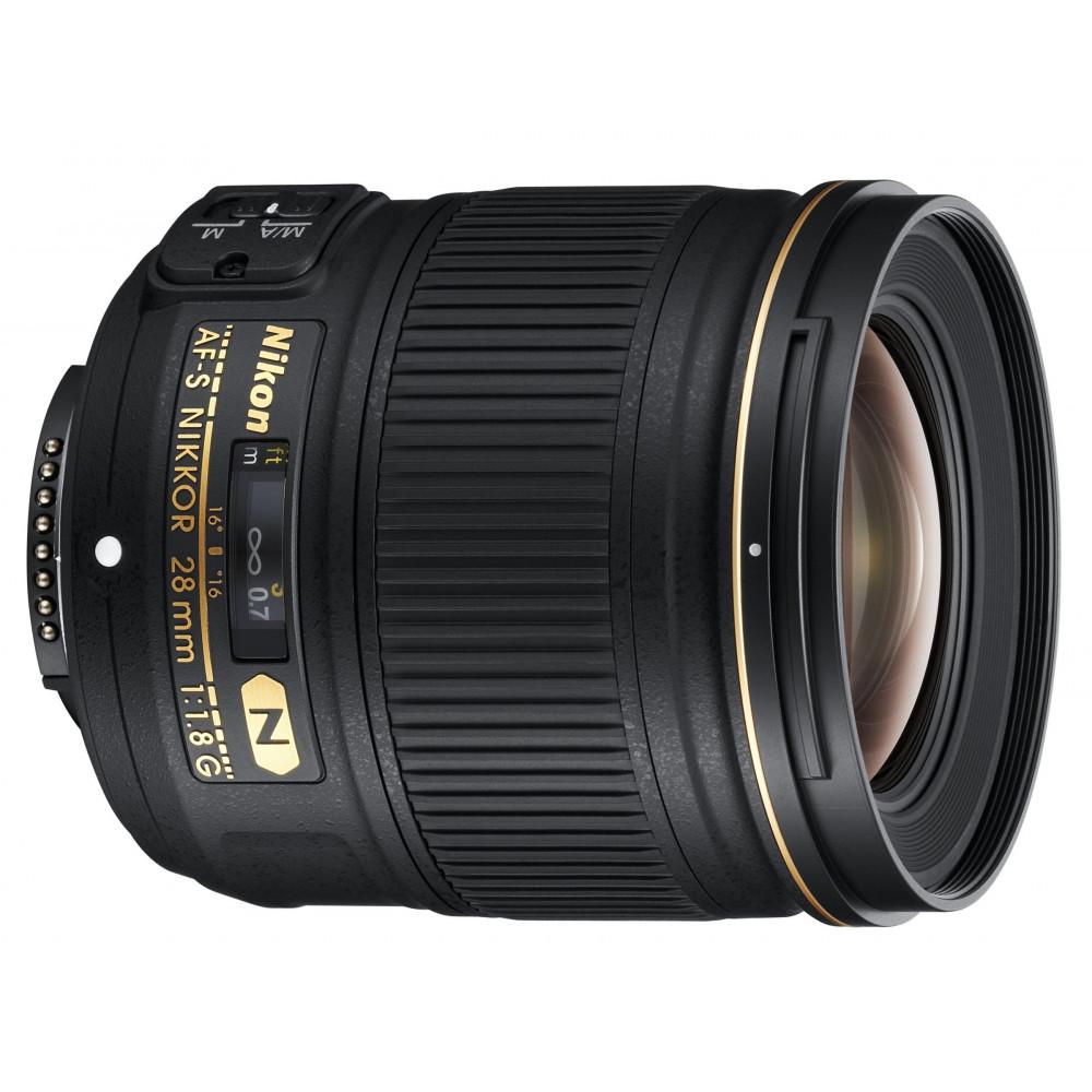 NIKON Obj 28mm f/1.8G AF-S 16907