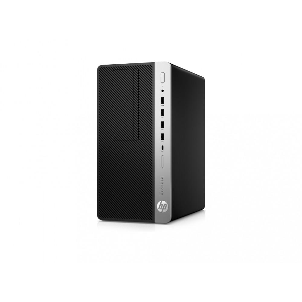 HP računar ProDesk 600 G4 MT i7-8700/8GB/256GB SSD/HD 630/DVDRW/HDMI port/Win 10 Pro/3Y (3XW78EA)